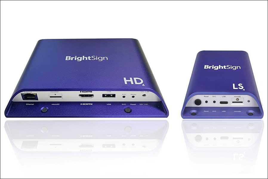 BrightSign