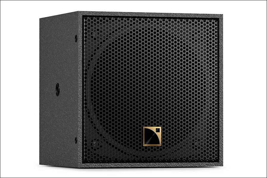 Der kleinste L-Acoustics-Lautsprecher aller Zeiten: X4i Koaxial-Lautsprecher