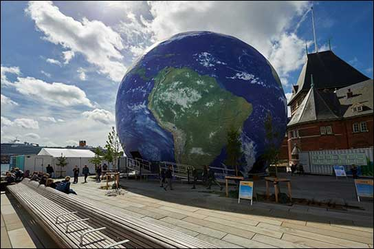 Climate Planet in Århus